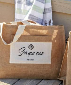 BEACH BAG 193 (SEA YOU)  ΤΣΑΝΤΑ ΠΑΡΑΛΙΑΣ